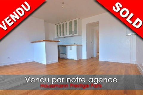 Vente Appartement  2 pieces