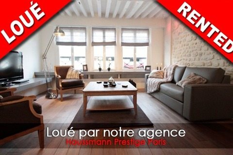 APPARTEMENT comprenant 4 pieces   à PARIS 6eme
