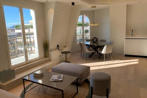 APPARTEMENT 80m2   06150 CANNES