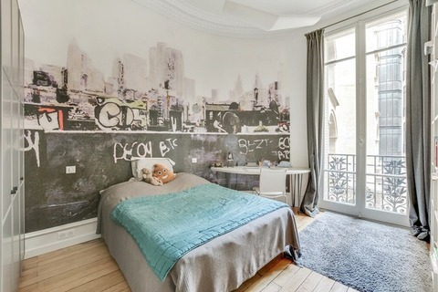 APPARTEMENT   205m2 à PARIS 16eme
