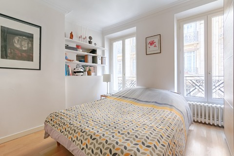 Vente APPARTEMENT  comprenant 3 pieces 58m2 à PARIS 17eme