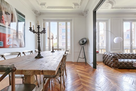 Vente APPARTEMENT   comprenant 4 pieces 75016 PARIS 16eme