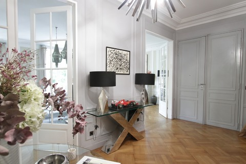 APPARTEMENT 4 chambres 7 pieces  75016 PARIS 16eme