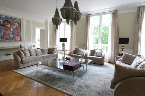 Vente APPARTEMENT 4 chambres   75016 PARIS 16eme