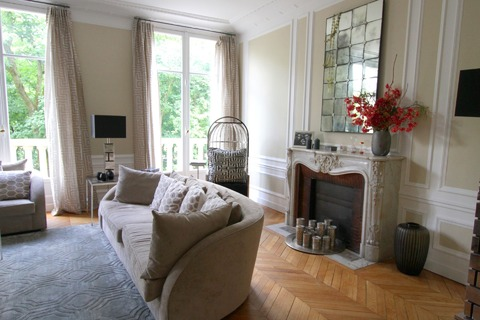 Vente APPARTEMENT comprenant 7 pieces 7 pieces  75016 PARIS 16eme