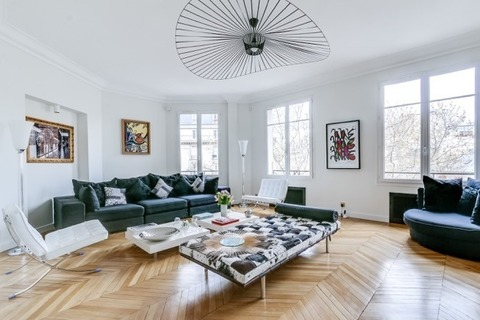 APPARTEMENT 5 pieces   à PARIS 17eme