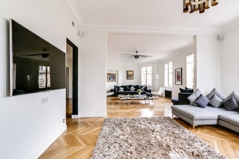 Vente APPARTEMENT  5 pieces  à PARIS 17eme