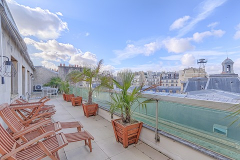 Vente APPARTEMENT 2 chambres 80m2  75016 PARIS 16eme