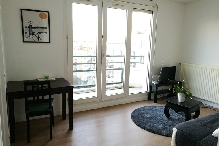APPARTEMENT 2 pieces  38m2 à COURBEVOIE