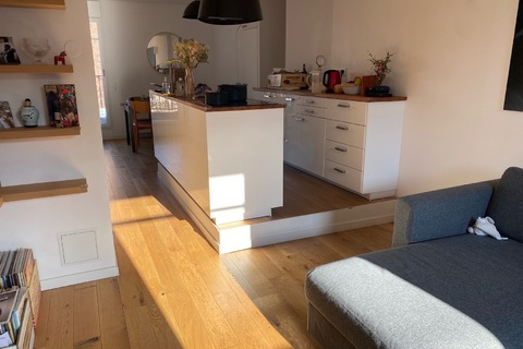 Vente APPARTEMENT 2 chambres 84m2 3 pieces à PARIS 16eme
