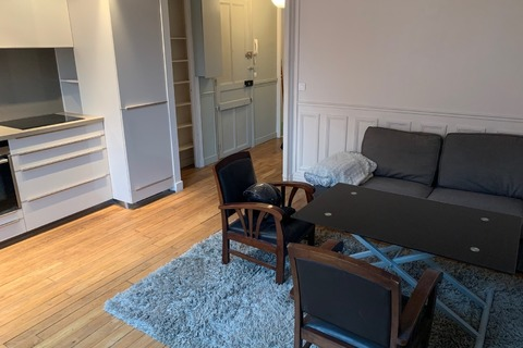 Vente APPARTEMENT comprenant 2 pieces 2 pieces