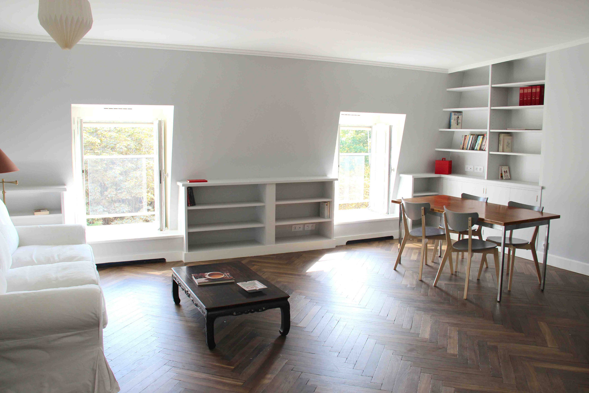 Renovated Apartment For Rent In Paris 7th