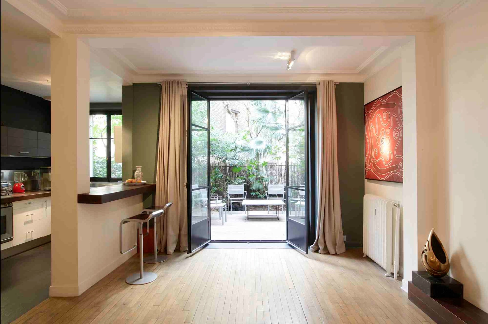 Luxury Furnished Rental In Paris 16th Auteuil 3 Bed